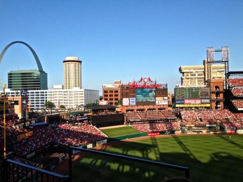 Thursday night Cardinals game