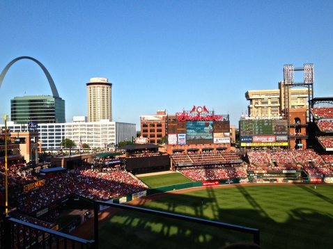 Thursday night Cardinals game