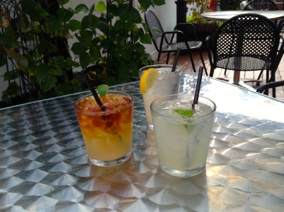 Delicious, refreshing, summery beverages