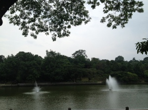 Pretty fountains