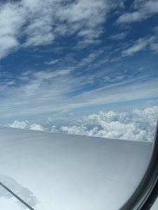 15,000 feet up!