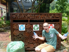 Recycling?! In Malaysia?! What????