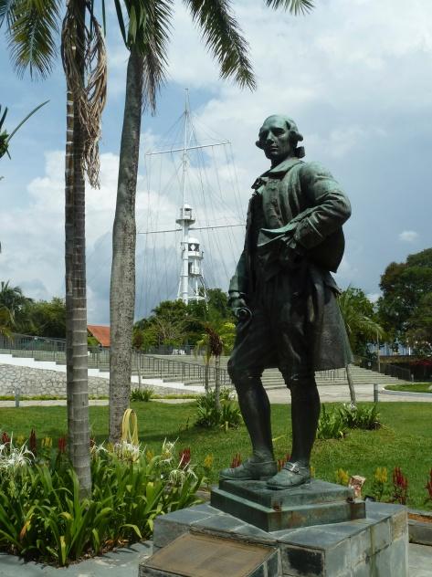 Statue of Lord Cornwallis