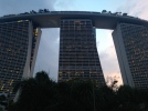 For those wondering, this is Marina Bay Sands