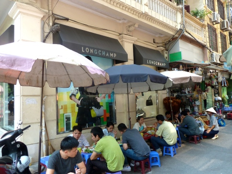 Longchamp, meet Hanoi