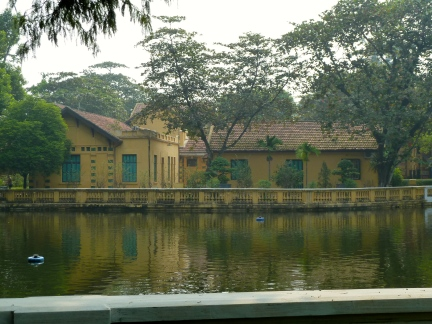. . . Ho's Humble House