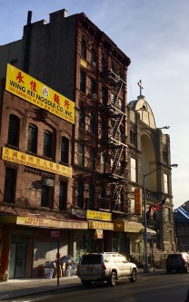 Greek Orthodox Church in Chinatown