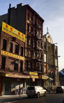 Greek Orthodox Church in Chinatown