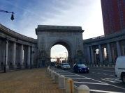 Manhattan Bridge Arch