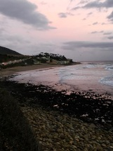 County Line Beach in Malibu