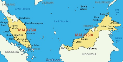 political-map-of-malaysia